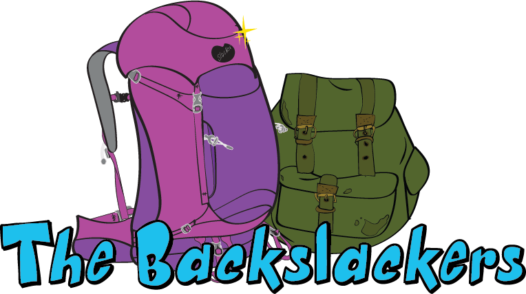 The Backslackers - Satirical Backpacking Blog