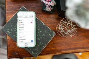 Finding balance in my to do list. Organizing my to-do list Things personal task manager app for iPhone and Mac.