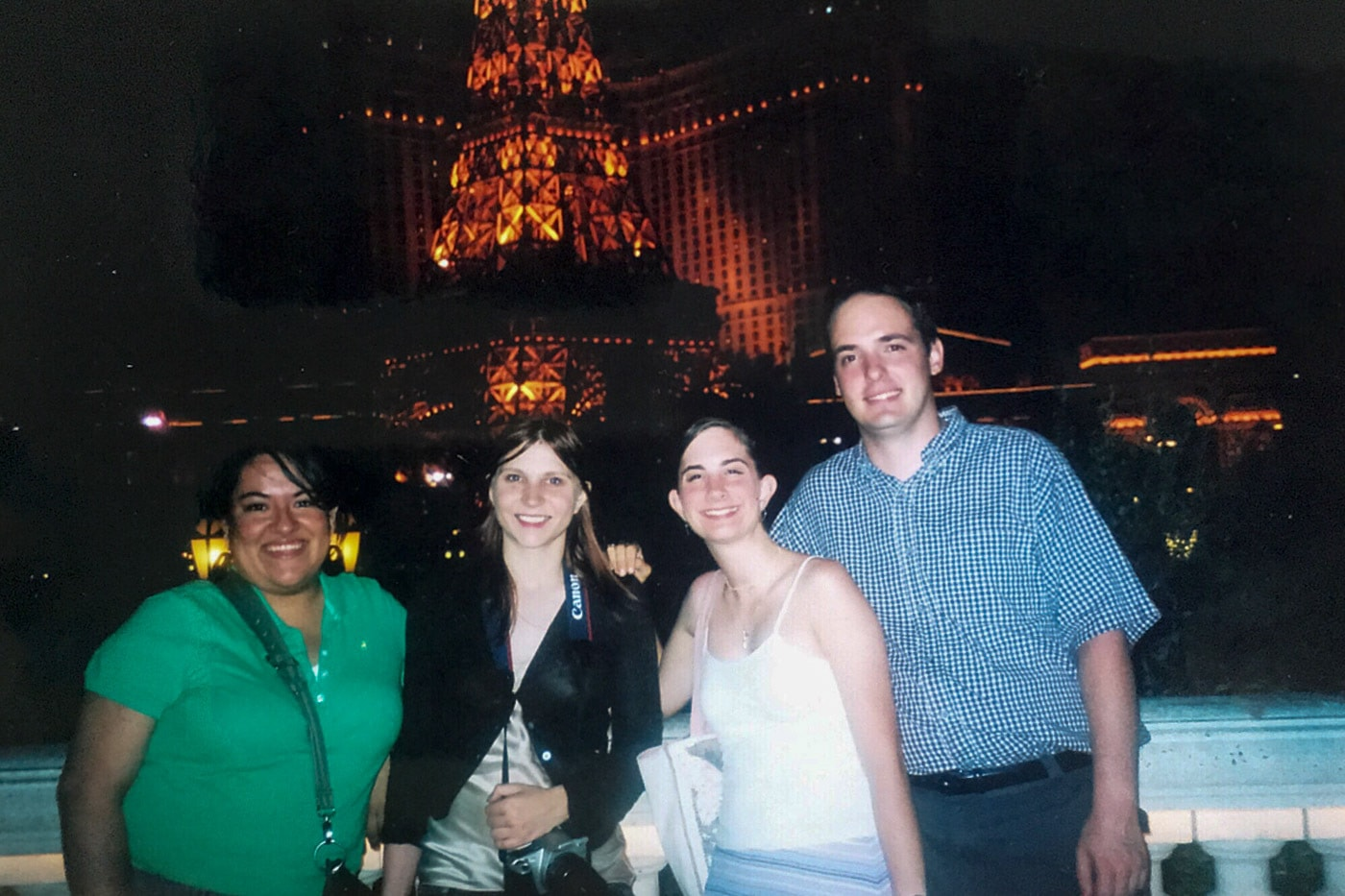 Las Vegas was fun but not that exciting to write about.