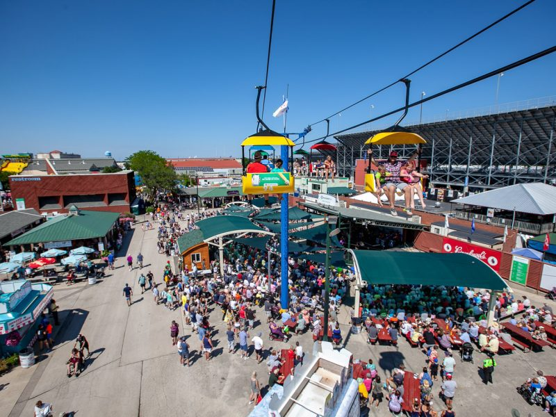 What to do at the Wisconsin State Fair.