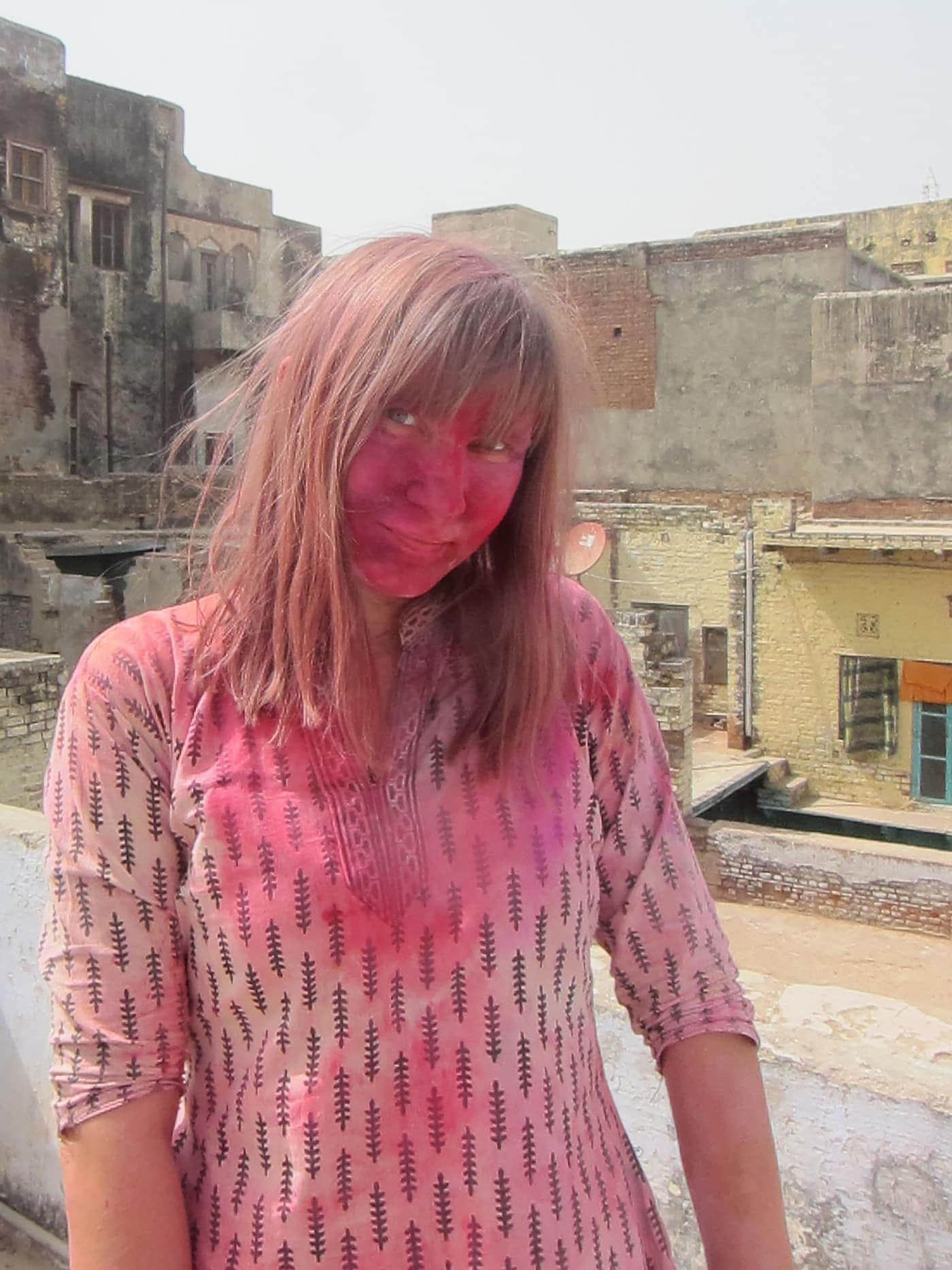 Holi Color Festival. | 38 things I've done in my life.