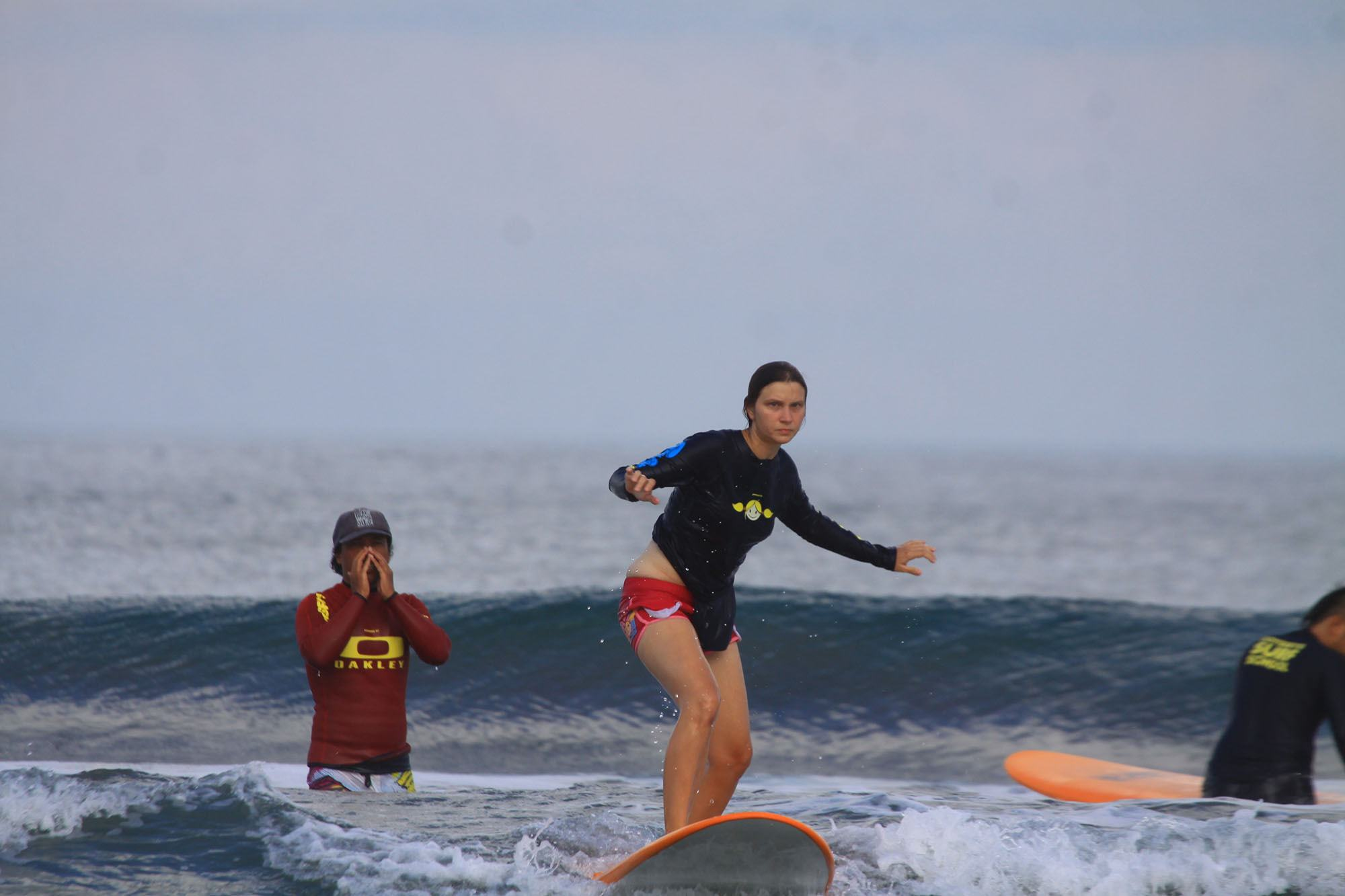 Learning to surf in Kuta, Bali. | 38 things I've done in my life.