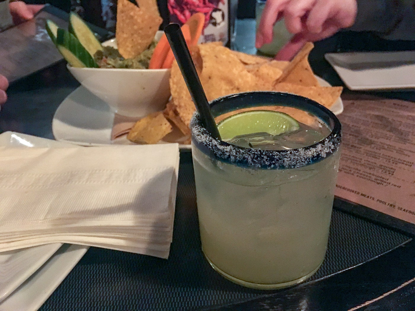 National margarita day.