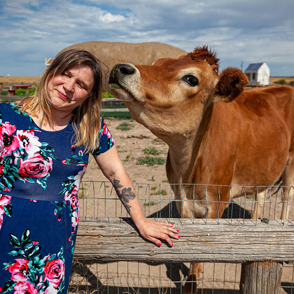Visiting the Big Potato Hotel and Dolly the Cow in Boise, Idaho